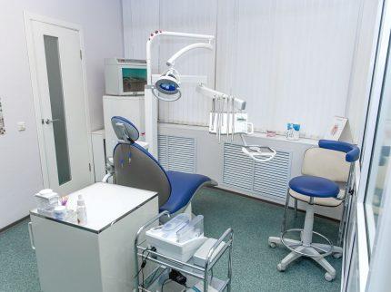 Стоматологический кабинет Доктор зубов